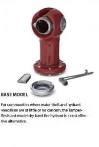 Hidrant Spartan Sigelock
